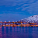 Bridge in Tromso