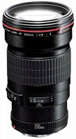 Canon EF 200mm f/2,8 II L USM Set