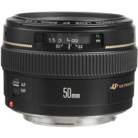 Canon EF 50mm f