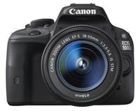 Canon EOS 100D + 18-55 mm DC III