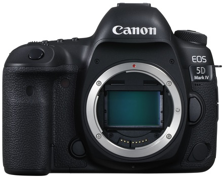 Canon EOS 5D Mark IV + EF 24-70mm f/4,0 L IS USM